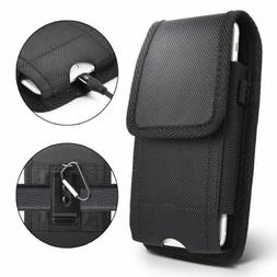 Belt Clip Holster Pouch Case with Headphone Jack For iPhone