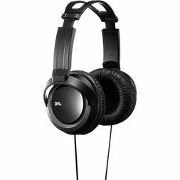 JVC HARX330BK Over ear headphones, wired, comfortable long l
