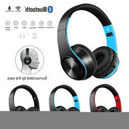 For Kids Bluetooth Headphones Wireless Noise Cancelling Ster