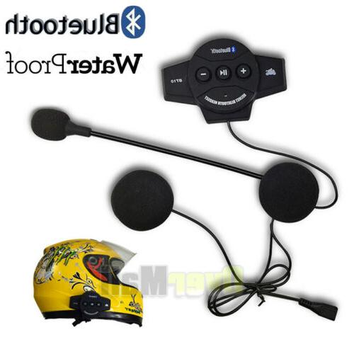 2020 Motorcycle Wireless Headset, Stereo