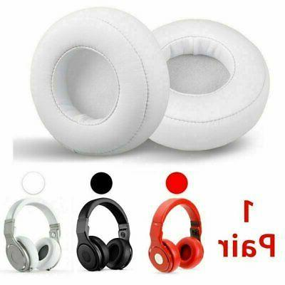 Replacement Ear Pads Cushion For Beats by Dr. Dre Studio Sol