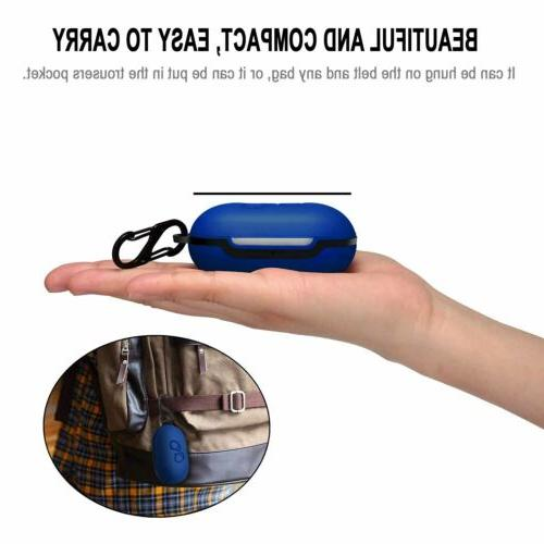 For Samsung Earphone Silicone Shockproof Case Cover