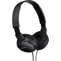 Sony MDR-ZX110 Stereo Extra Bass Monitor Over-Head Headphone