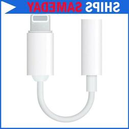 New For Apple Lightning to AUX 3.5 mm Headphone Jack Adapter