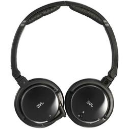 JVC Jvc Noise-cancelling Headphones With Retractable Cord