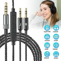 Replacement Mic Cable For Sol Republic Master Tracks HD V8 V