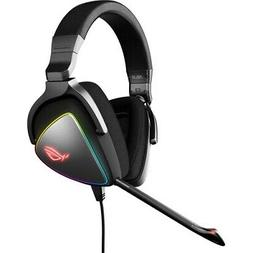 ASUS ROG Delta USB-C Gaming Headset for PC, Mac, Playstation