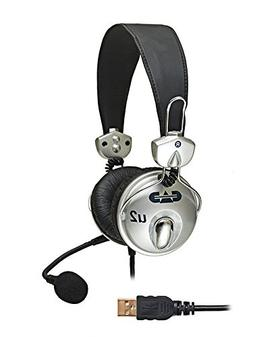 CAD Audio USB U2 Stereo Headphones with Cardioid Condenser M